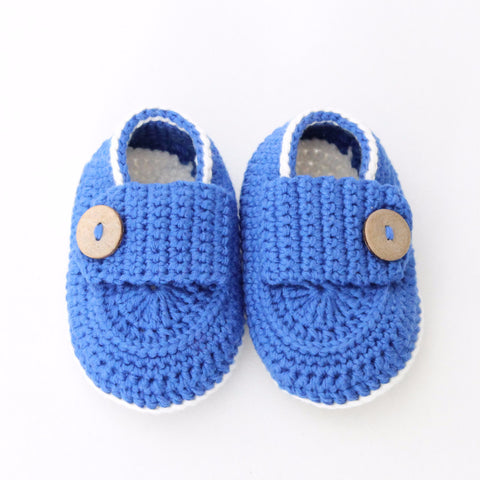 Baby's Blue Shoes