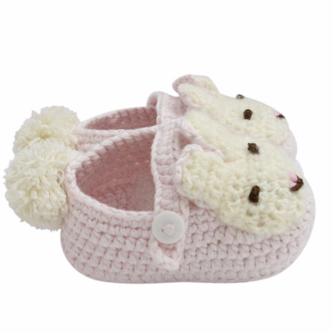 Bunny Baby Shoes