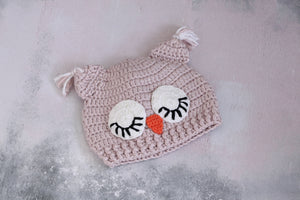 Load image into Gallery viewer, Owl Hat