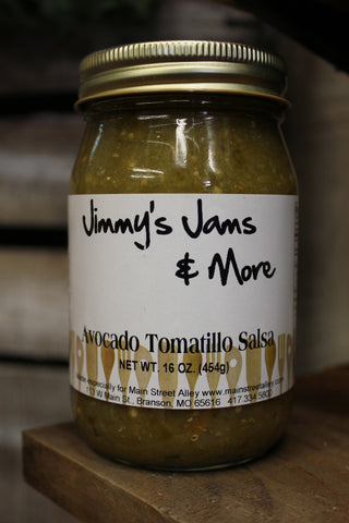 Jimmy's Jams and Jellies - Main Street Alley