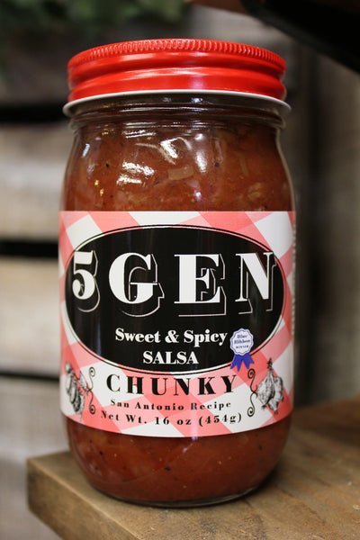 5 GEN Salsa - Main Street Alley