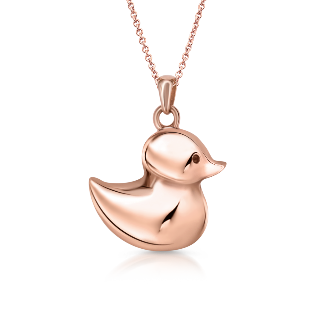 Duck Pendant -  Pinner
