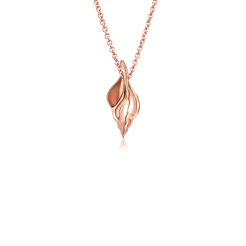 Shell Micropendant -  Pinner