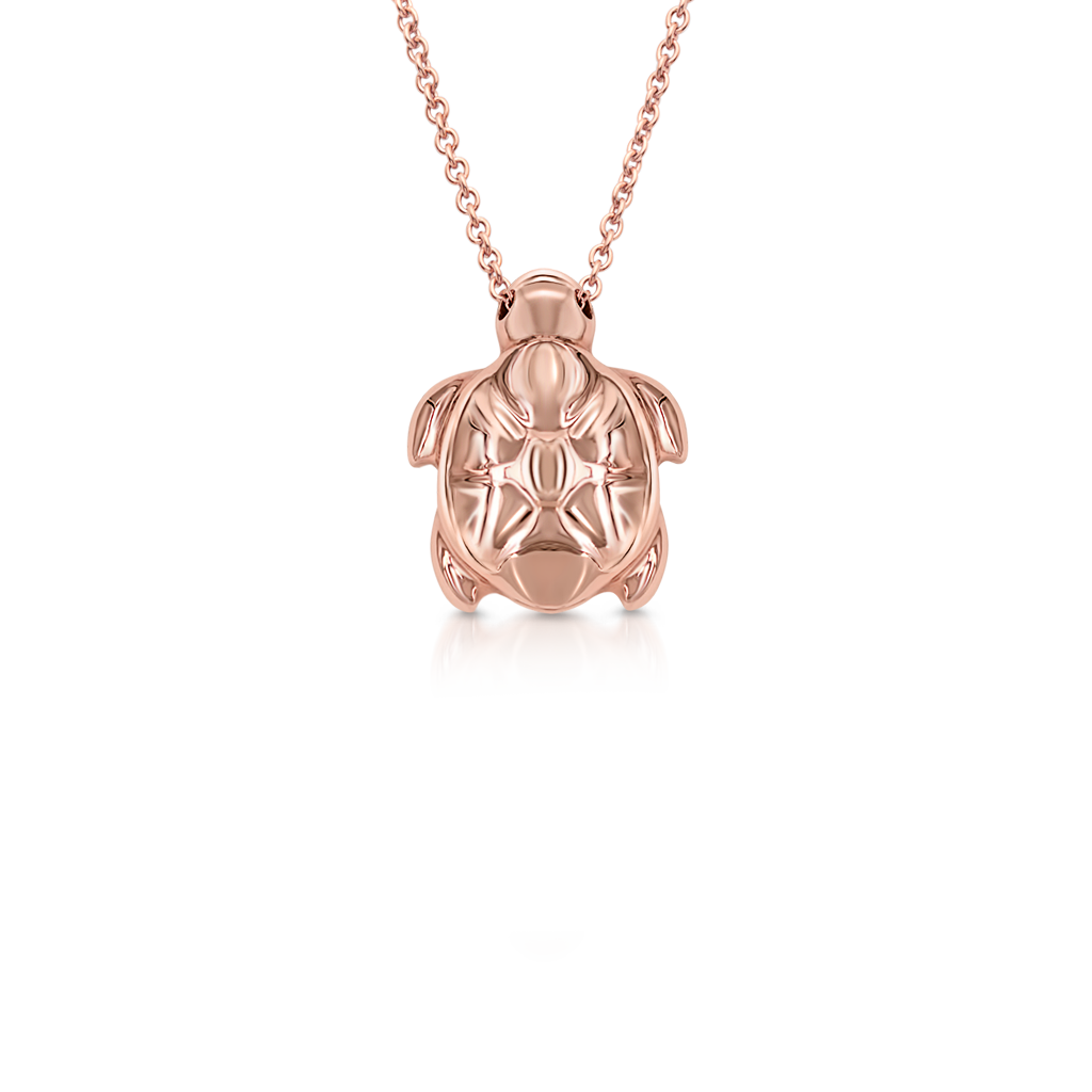 Turtle Micropendant -  Pinner
