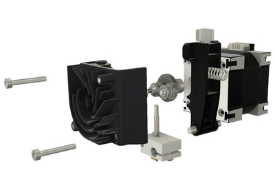 E3D Hemera 1.75mm Direct Extruder Kit (12V / 24V) - Tilbehør - 3DNet