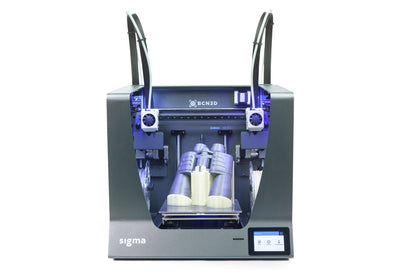 BCN3D Sigma R19 - 3D-Printer - 3DNet
