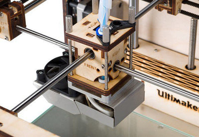 Ultimaker Original+ - 3D-Printer - 3DNet