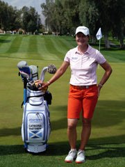 Catriona Matthew Golf Team Stript