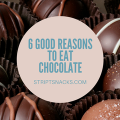6 Reasons to Eat Chocolate