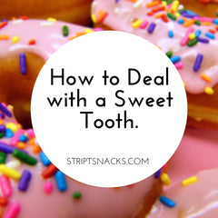 How to Deal with a Sweet Tooth. Primal Piggy