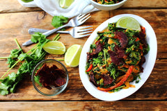 Stript Biltong Thai Cashew Recipe