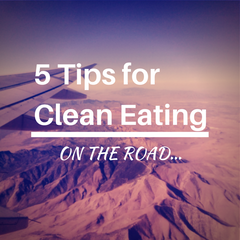 Tips for eating clean while travelling-biltong-packing-planning