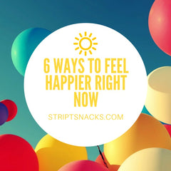 6 Ways to Feel Happier Right Now