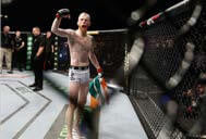 Paddy Holohan, Professional UFC Fighter
