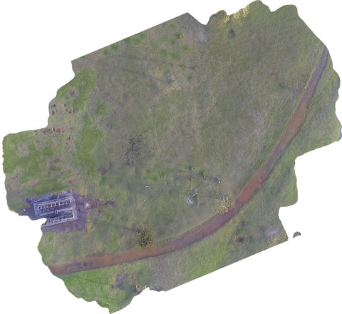 Endurance Drones South Africa high resolution aerial image