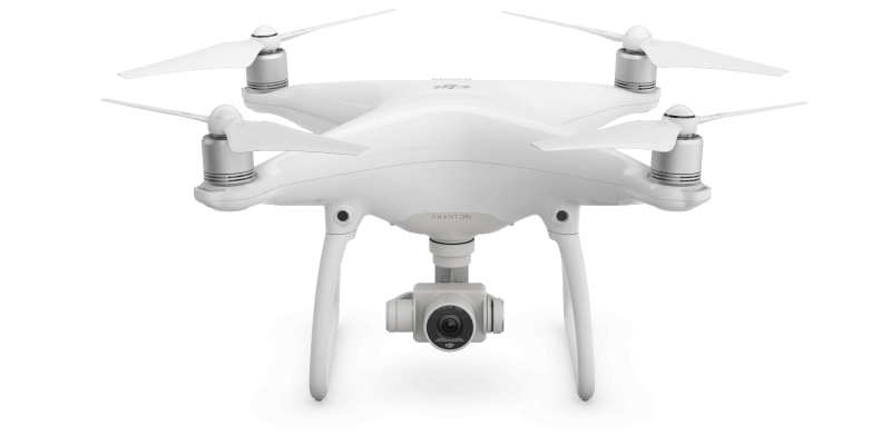 DJI Phantom 4 incl. backpack (NDVI Optional)
