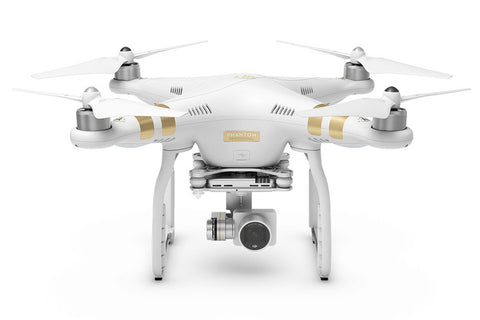 DJI Phantom 3 Professional incl. backpack (NDVI Optional)
