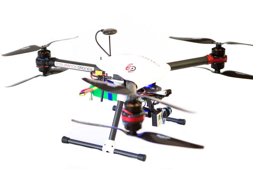 Endurance Drones Y6 Hexacopter main view