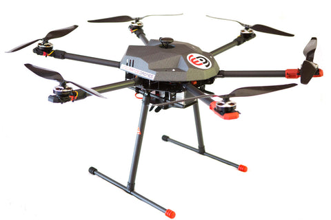 Endurance Drones South Africa X6 Hexacopter main view