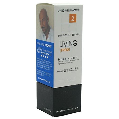 Cinsay Living Fresh Enzyme Facial Peel - TrueCore Supplements