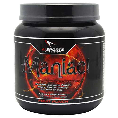 AI Sports Nutrition Maniac! - TrueCore Supplements