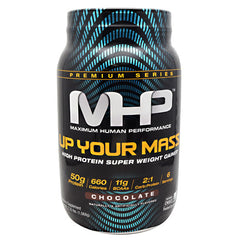 MHP Premium Series Up Your Mass - Chocolate - 2.35 lb - 666222096100