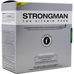 Fusion Bodybuilding Strongman - TrueCore Supplements