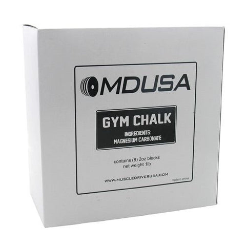 Muscle Driver Gym Chalk 1 lb
