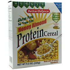 Kays Naturals Better Balance Protein Cereal - Honey Almond - 6 ea - 811178009524