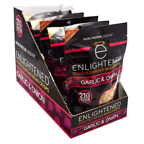 Beyond Better Foods Enlightened Enlightened Crisps