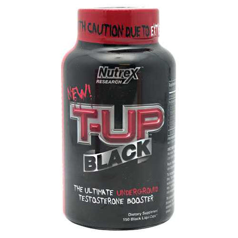 Nutrex T-UP Black - TrueCore Supplements