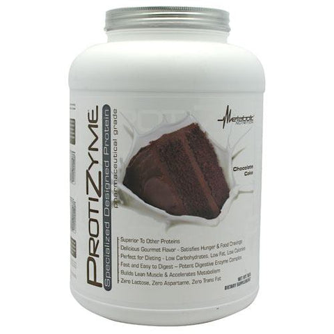 Metabolic Nutrition Protizyme - Chocolate Cake - 5 lb - 764779546298