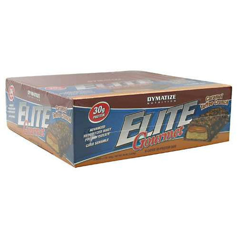 Dymatize Elite Gourmet 6-Layer Hi-Protein Bar