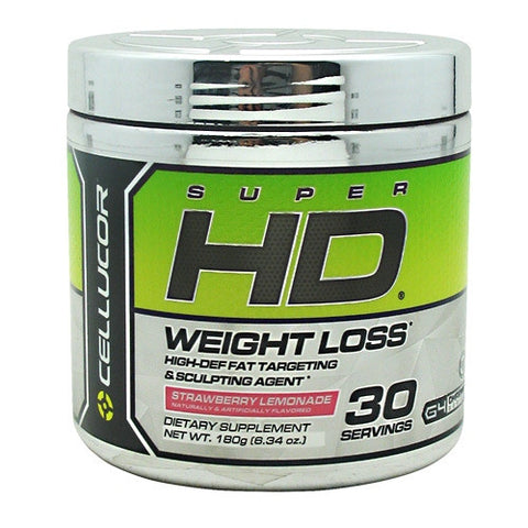 Cellucor Chrome Series Super HD Powder