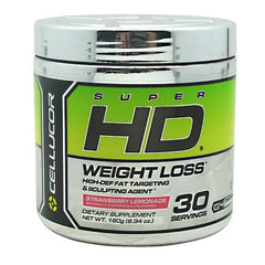 Cellucor Chrome Series Super HD Powder - TrueCore Supplements