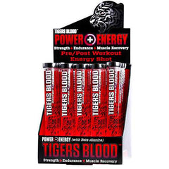 Zing Brothers Tigers Blood - TrueCore Supplements