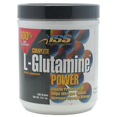 ISS Complete L-Glutamine Power - 14.1 oz - 788434112970
