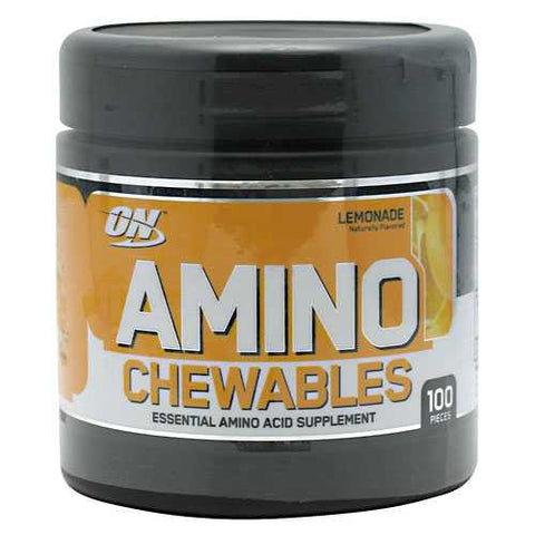 Optimum Nutrition Amino Chewables - TrueCore Supplements