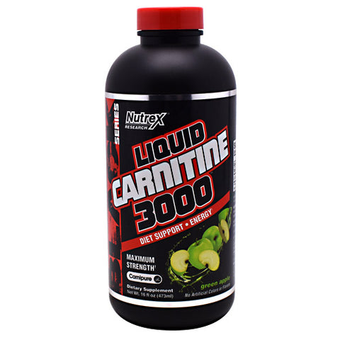 Nutrex Research Liquid Carnitine 3000