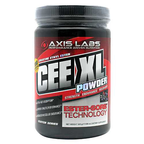 Axis Labs Clutch Series Creatine Ethyl Ester XL