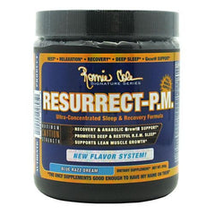 Ronnie Coleman Signature Series Resurrect-P.M. - Blue Razz Dream - 25 Servings - 120492048950