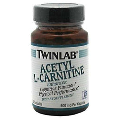 TwinLab Acetyl-L-Carnitine - TrueCore Supplements