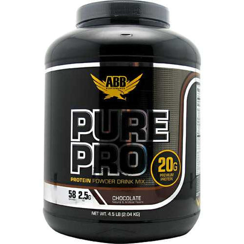ABB Protein Powder Drink Mix Pure Pro - TrueCore Supplements