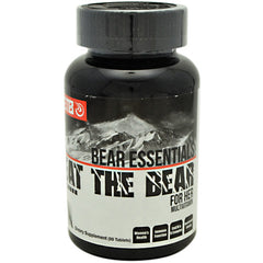 Eat The Bear Bear Essentials For Her Multivitamin - 90 Tablets - 633131651225