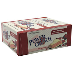 BNRG Power Crunch - Wild Berry Creme - 12 ea - 644225722295