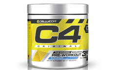 Cellucor C4 Original Pre-Workout (1,2,3 Pack) - 35 Servings Each w/ FREE Funnel