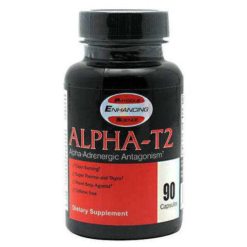 PES Alpha-T2 - TrueCore Supplements