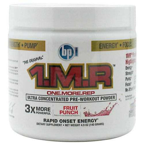 BPI The Original 1.M.R - TrueCore Supplements  - 1
