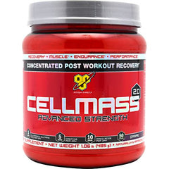 BSN CellMass 2.0 - Grape - 50 Servings - 834266002177