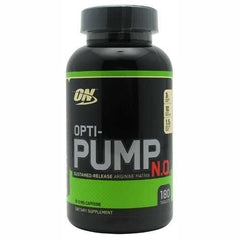 Optimum Nutrition Opti-Pump N.O. - TrueCore Supplements
